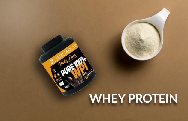 pure wpi 100% whey protein