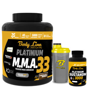 BODY LINE ANABOLIC MASS GAINER