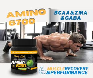 Aminoacizii esentiali - Amino 6700