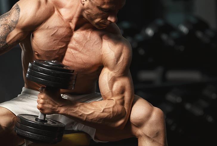 M.M.A. STACK oxid nitric pentru masa musculara