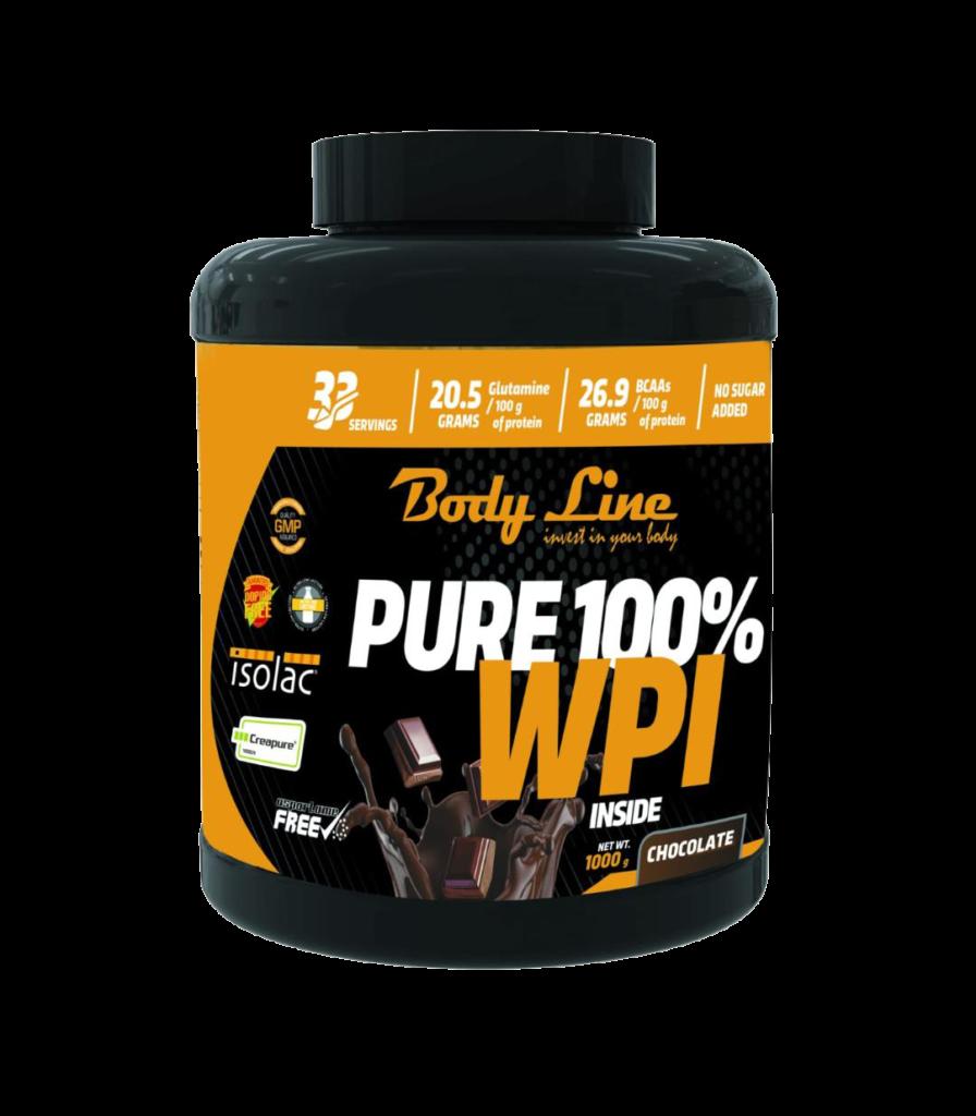Platinium PURE WPI 100 whey protein