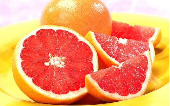 Alimente zero calorii - grepfruit
