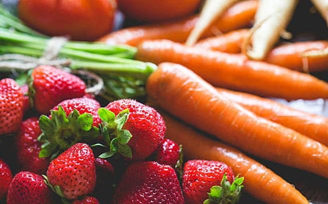 Alimente zero calorii - morcovi