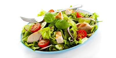 Dieta F-Factor salata cu rucola