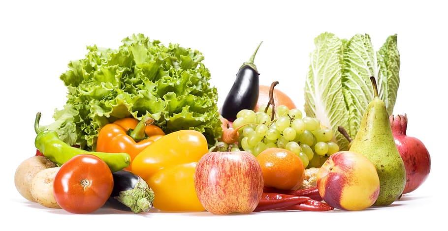 Alimente zero calorii - fructe si legume