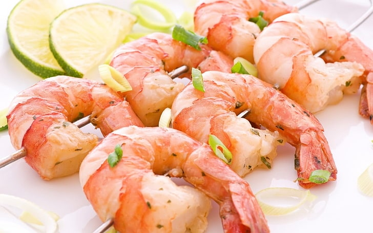 Dieta Dukan alimente permise creveti