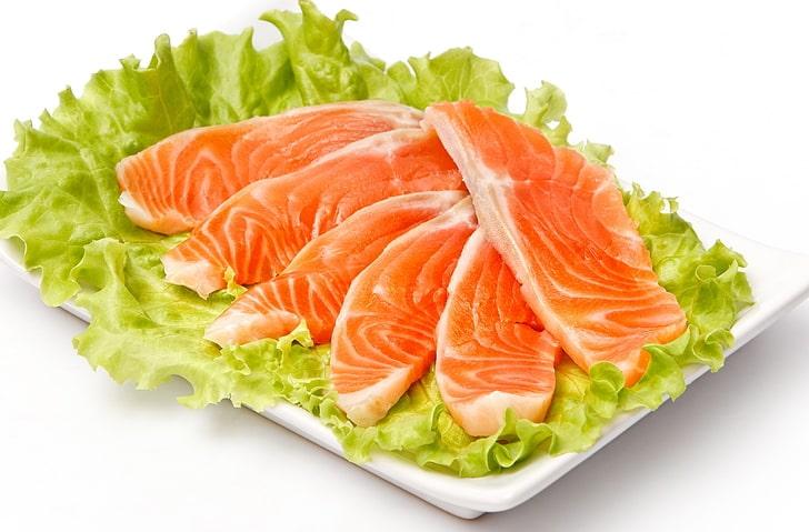 Dieta Dukan alimente permise somon