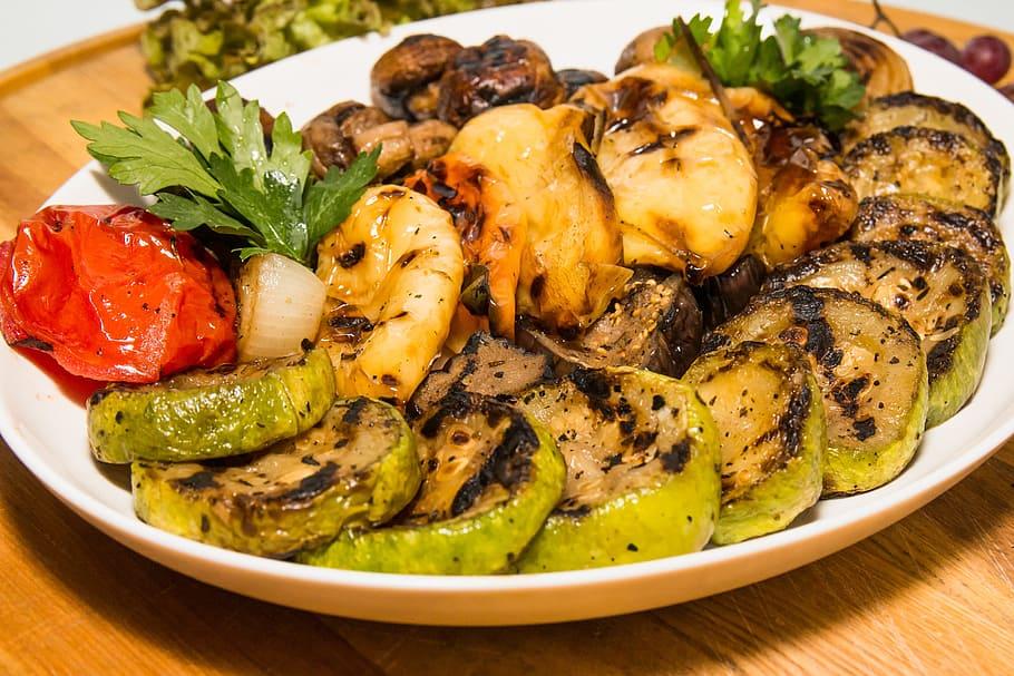 Dieta Dukan faza de consolidare - zucchini