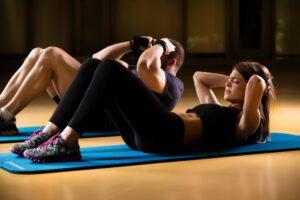 exercitii pentru abdomen femei barbati