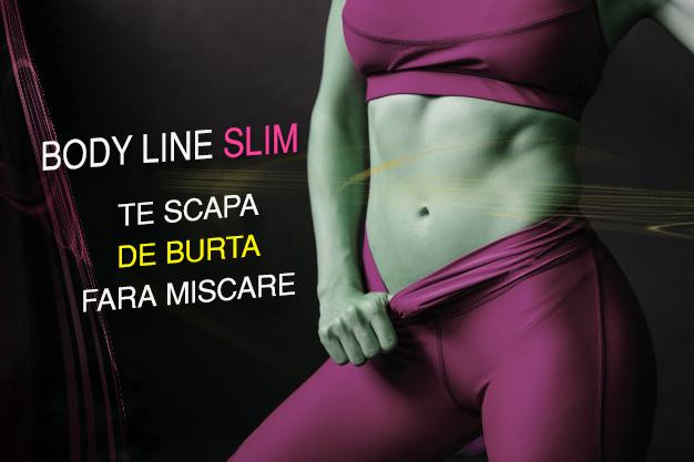 BODY LINE SLIM SLABESTI FARA DIETA