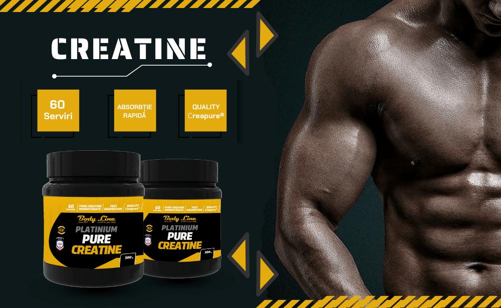 creatina monohidrata Pure Creatine-min