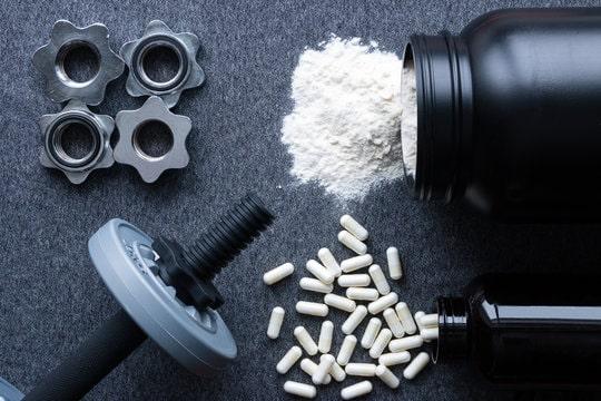 Suplimente pentru crestere masa musculara creatine creapure Pure Creatine creatina monohidrata-min