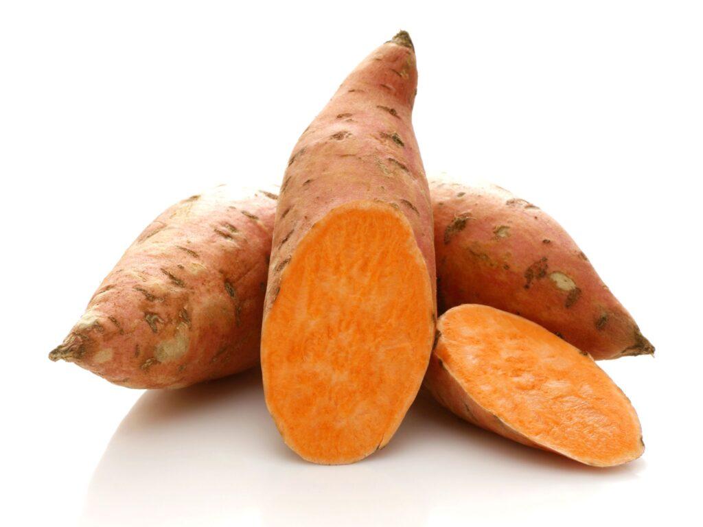 dieta cu carbohidrati sanatosi - cartofi dulci