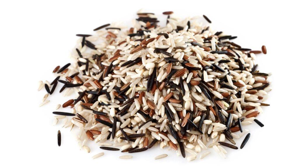 dieta cu carbohidrati sanatosi - orez salbatic