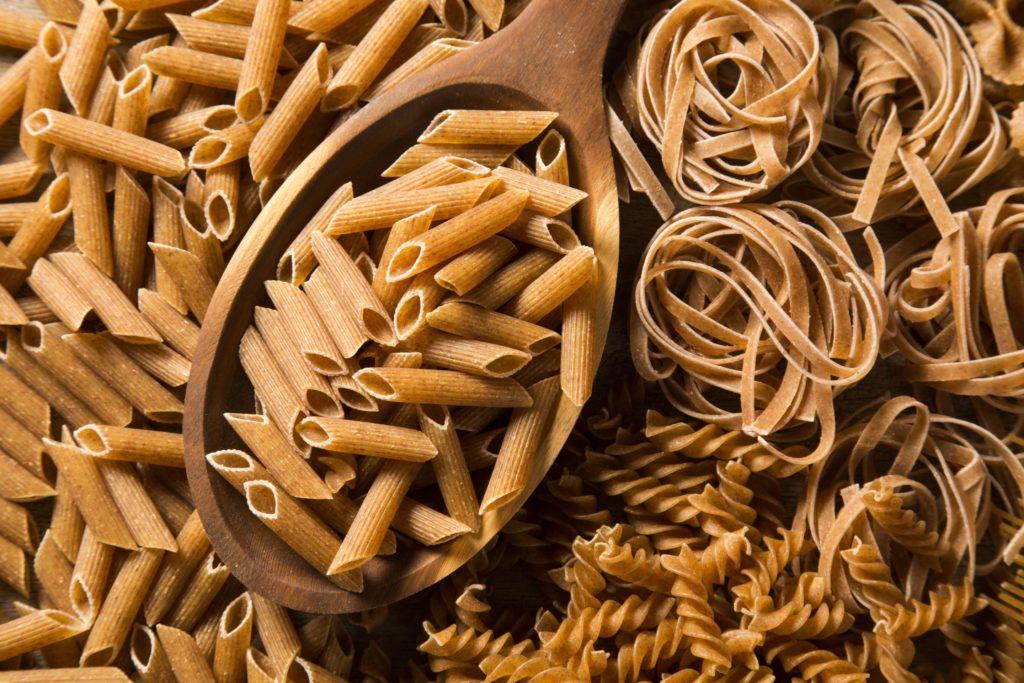 dieta cu carbohidrati sanatosi - paste integrale