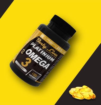 platinium omega 3 colesterol sanatos