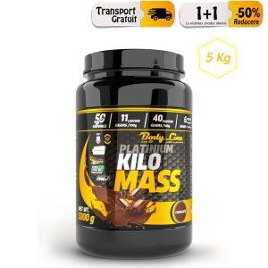 Dieta de ingrasare Kilo Mass 5 kg oferta