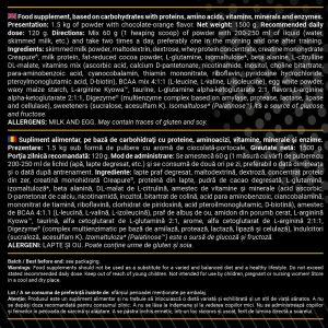 Eticheta Administrare MMA 33