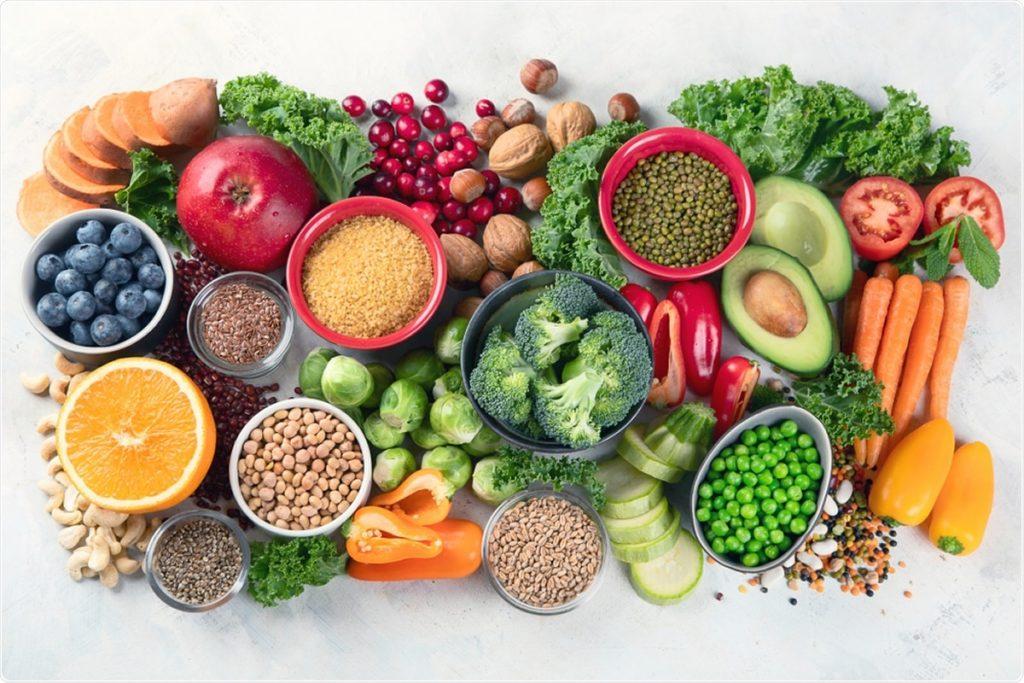 Fructe si legume alimentație sănătoasă