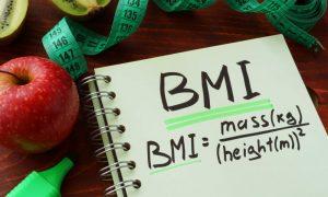 formula indice masa corporala