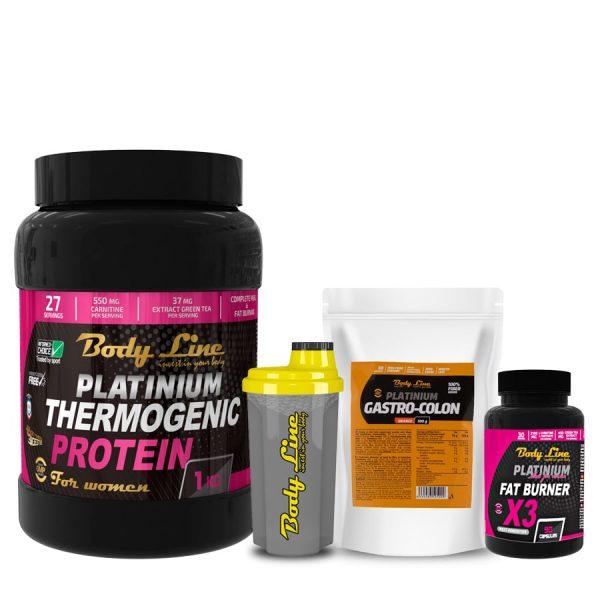 Apetit Block Pachet suplimente satietate cu fibre si proteine