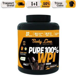 PLATINIUM Pure WPI 100 proteine din zer oferta-min