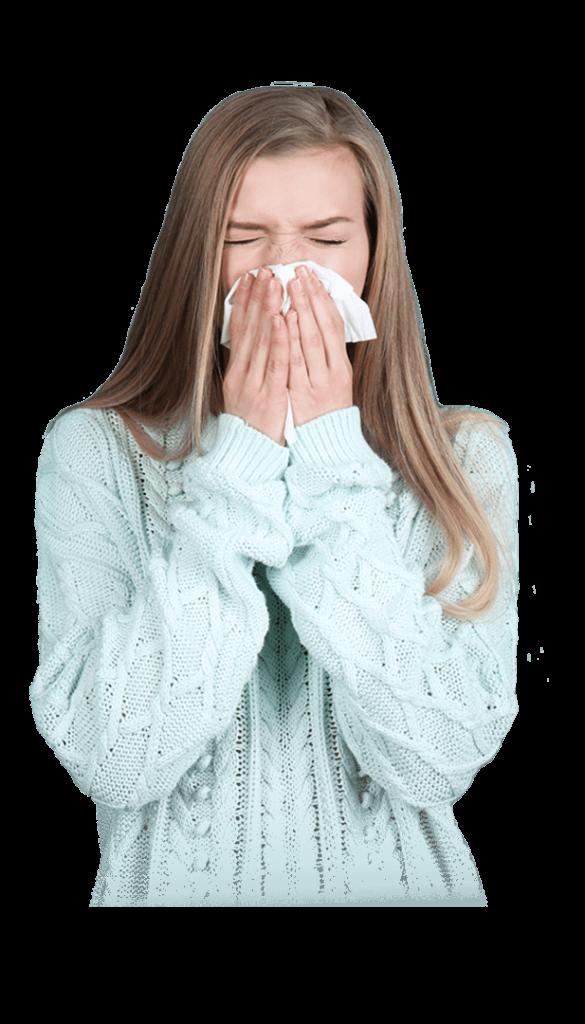 Raceala si gripa - un sistem imunitar slabit