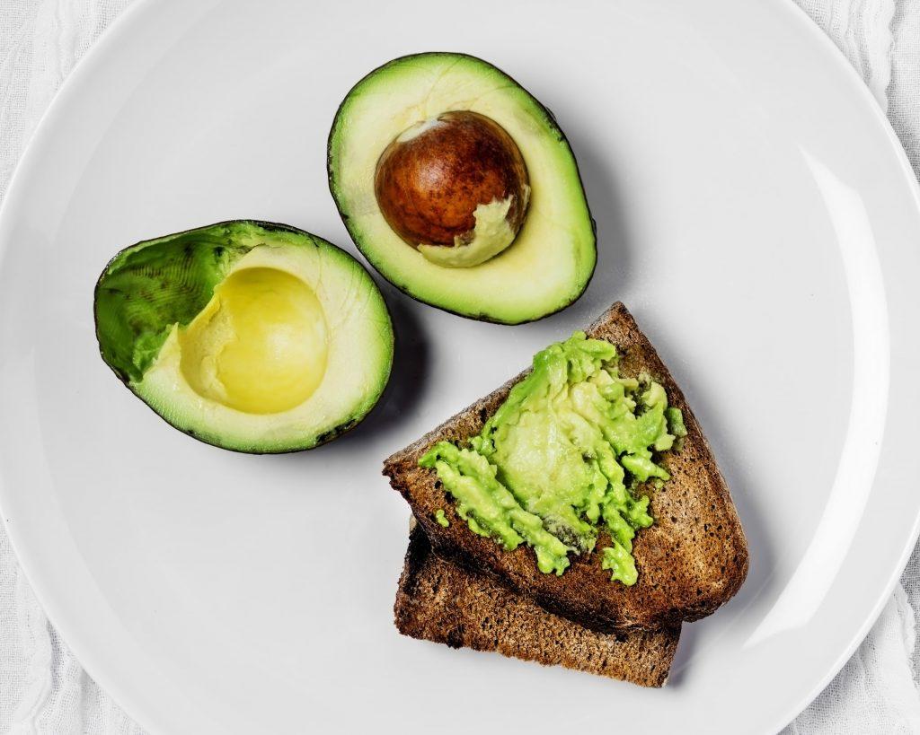 accelerarea metabolismului cu avocado
