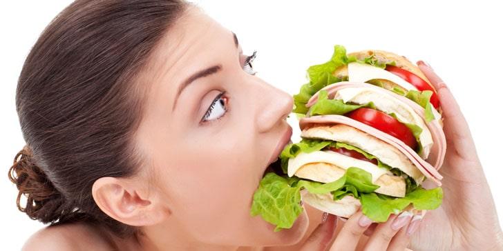 apetit ridicat - crestere in greutate
